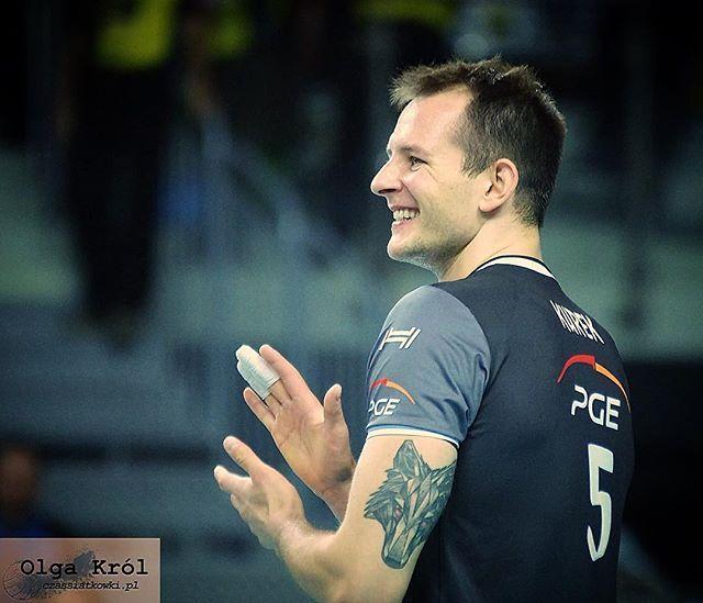 Bartosz Kurek  © czassiatkowki.pl Photo: Olga Krol #BartoszKurek #pgeskrabełchatów #skrabelchatow #teamskra #tatoo #tatoos #RespectForCopyright