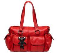Il Tutto Mia Nappy Bag Red