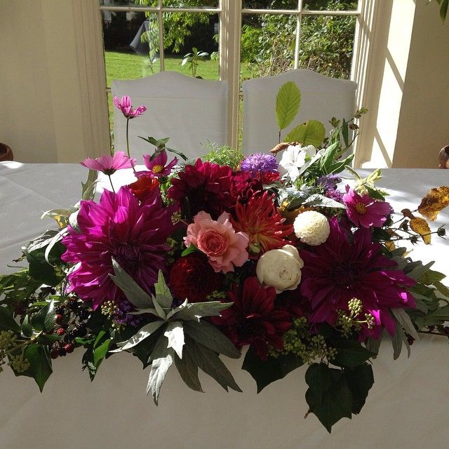 The 53 best October English country flower delivery and wedding ...