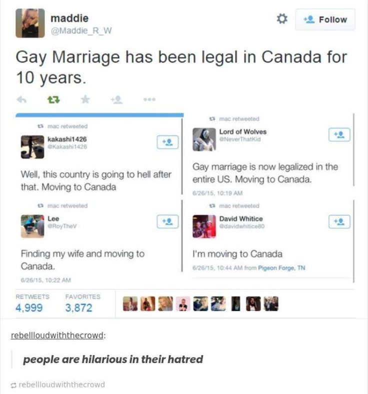 canada gay marriage tourism