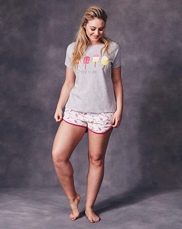 Shop for Shortie Pyjama Set by Pretty Secrets at ShopStyle. Now for £8.50.