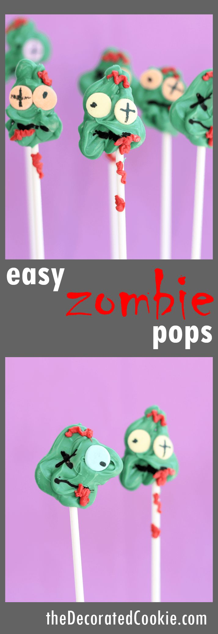 Best 25+ Zombie cupcakes ideas on Pinterest | Brain cupcakes ...