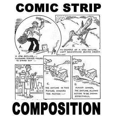 Comic strip tutorial