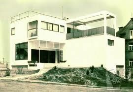 vila Evžena Linharta - Evžent Linhart, 1927-1929, Prague - Dejvice