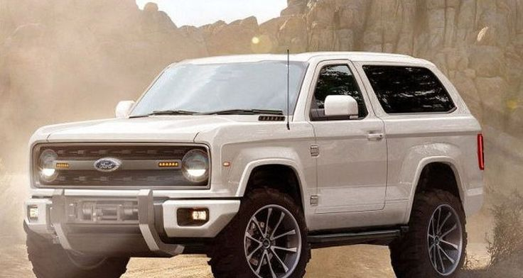 2017 Ford Bronco – Rumor Has It