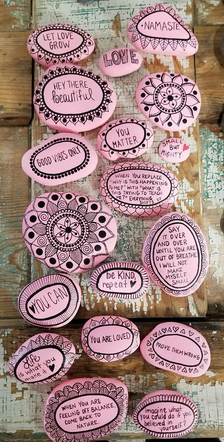 Cute- magnets? or in bowl? I like that they are all one color-  what color would I want? phrases from favorite verses!