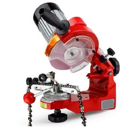 """Electric Chainsaw """"Surelock"""" Sharpener and Grinder 