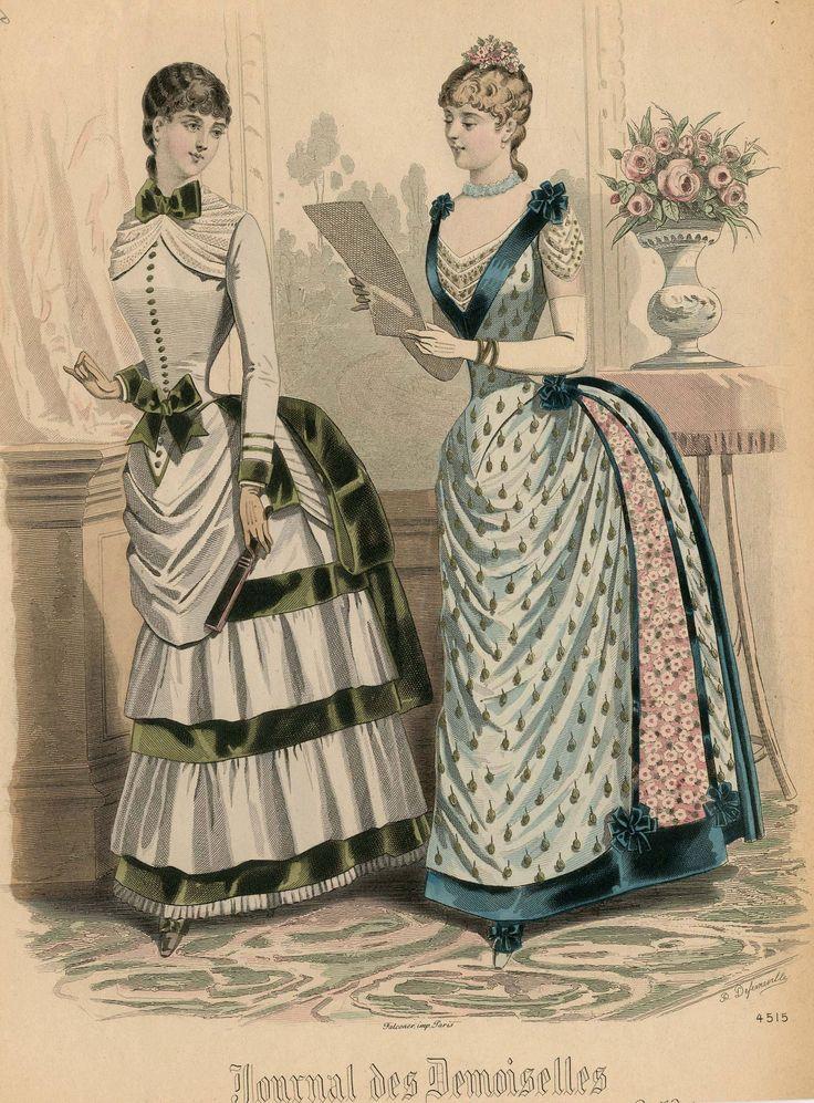Journal des Demoiselles 1885