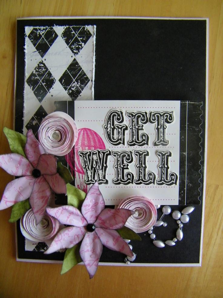 Get Well  Card..