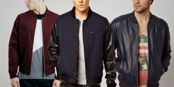 A flight jacket, bomber jacket, or bombardier jacket is a jacket initially made for military pilots. The style in the end turned out to be a piece of pop