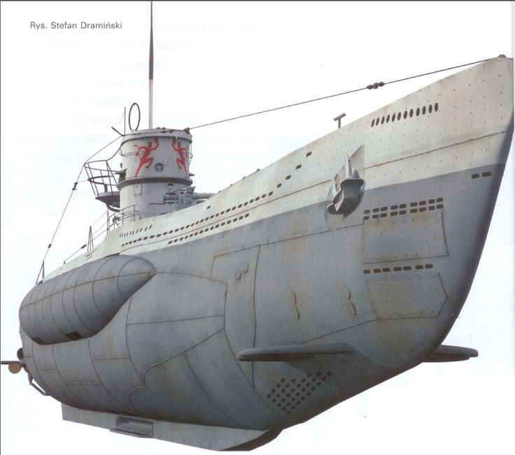 The Type VII U-boat was an incredible weapon of war. The Germans brought England…