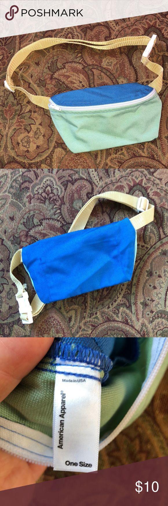 American apparel Fannie pack Like new American Apparel Bags