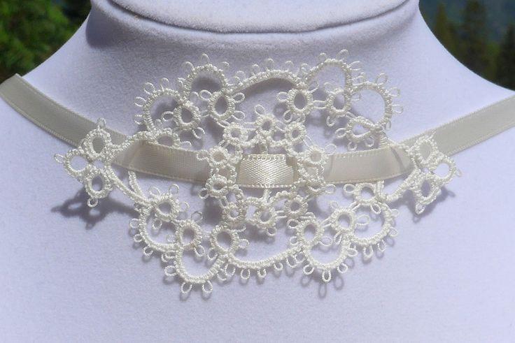 e*piph'a*ny Choker Necklace