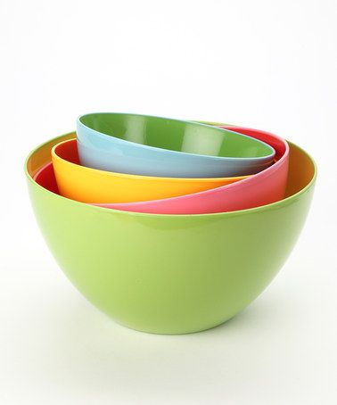 Take a look at this Mixing Bowl Set by DCI on #zulily today!