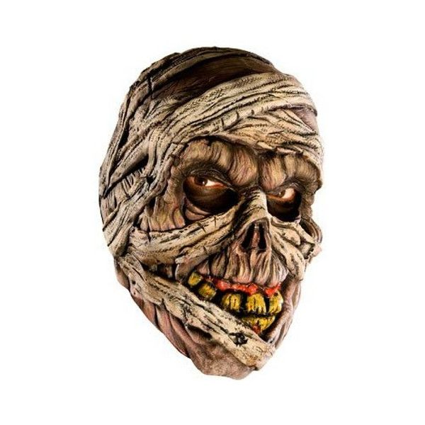undead corpse mummy is a cool and scary mask that cover the entire head but - Cool Masks For Halloween