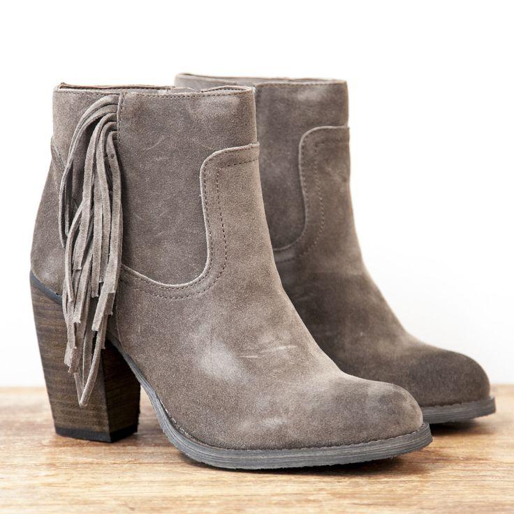 Sbicca Marimba Fringe Bootie I SALE I Women's shoes I Fashion I Boot I  Style I