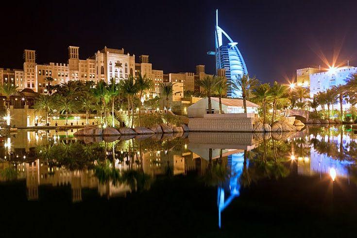 Madinat Jumeira, Dubai -  by funtor