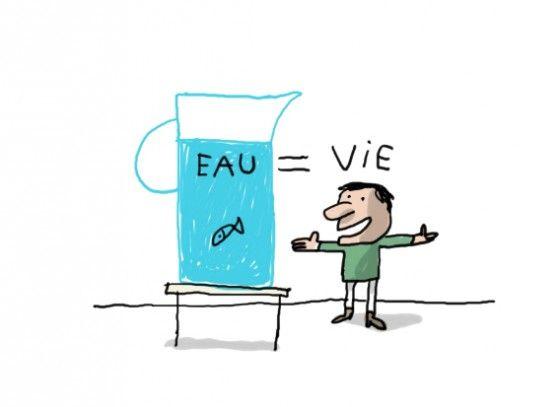 Pourquoi faut-il économiser l'eau ?