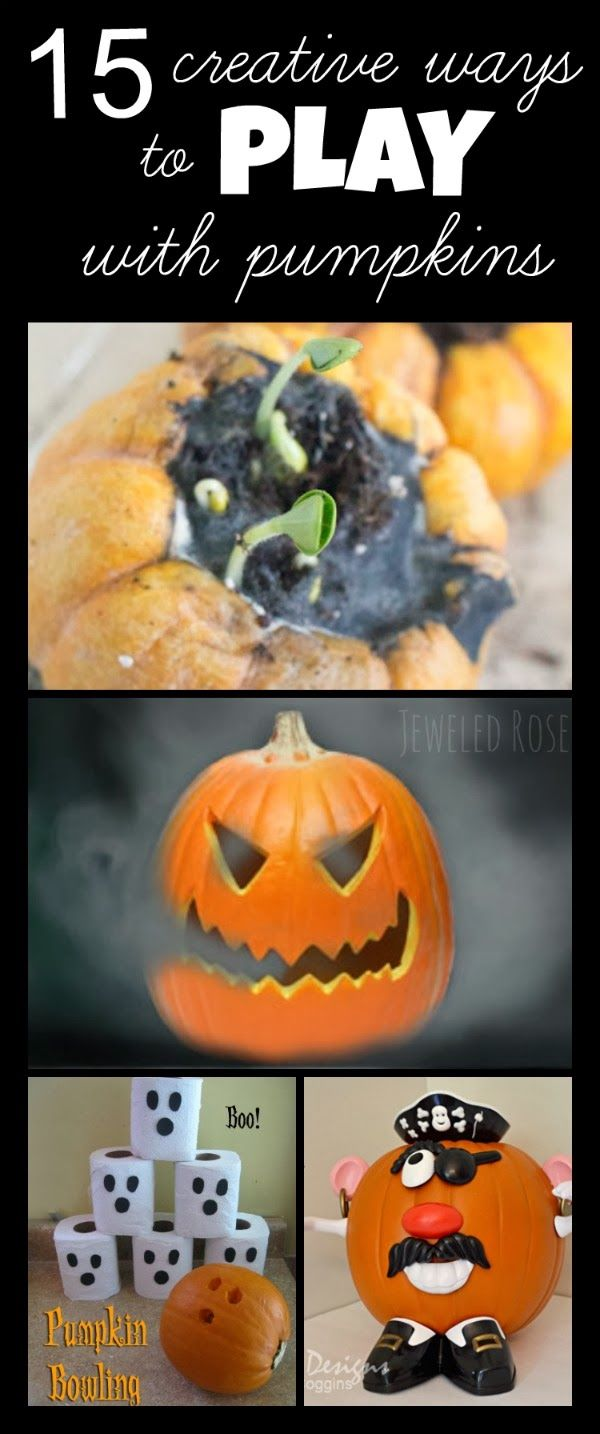 Food faith amp design thanksgiving goodies - 15 Super Creative Ways To Play With Pumpkins