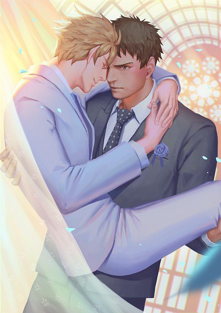 -Pinguin Frontier -Art -Gay Marry