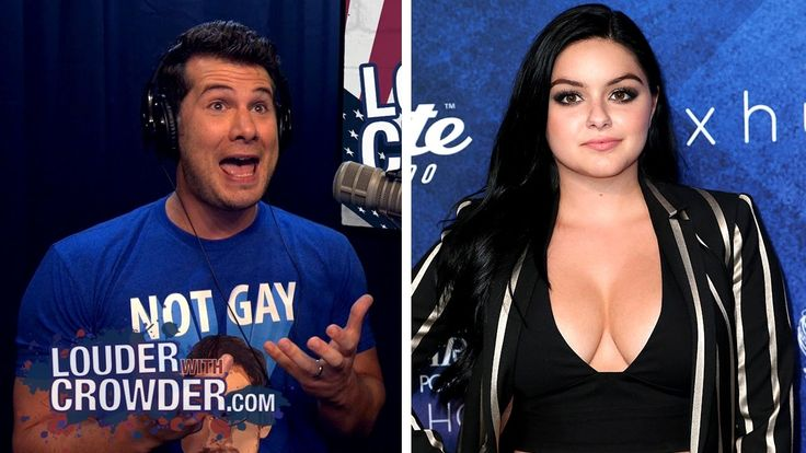 LIKING BEWBS IS SEXIST! Ariel Winter Goes Full #SJW Feminist | Louder With Crowder Going nuclear on Ariel Winters body shaming and #SJW outrage with men. Watch the full show: https://www.youtube.com/watch?v=yajtxpNOWvU More at http://ift.tt/1CP8ddE Subscribe to Louder With Crowder on Soundcloud and iTunes! http://ift.tt/1qHjPy4 Follow me on Twitter: https://twitter.com/scrowder Like me on Facebook: http://ift.tt/1FBJyrX... Follow me on Vine: http://ift.tt/1BUBBLI Check out more of my videos…