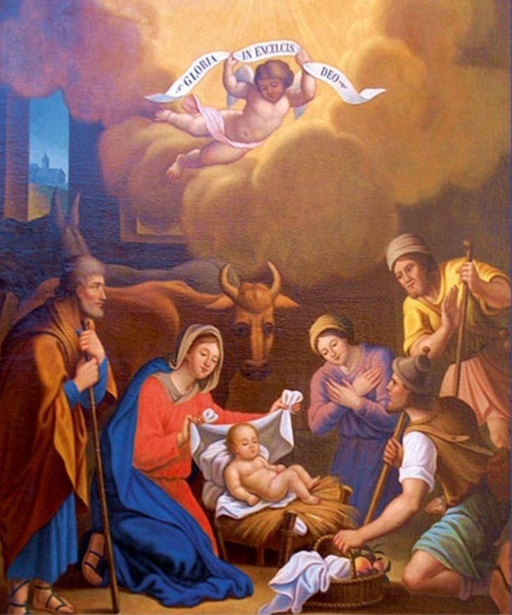 Homélie du Père Bastien Romera Messe du Jour de Noël