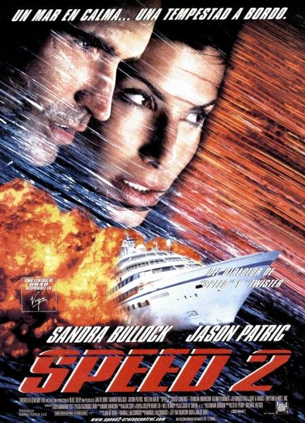 Top 10 Film Spin-offs That Bear Little Resemblance to the Original Speed 2: Cruise Control  speed-2-sequels  Remember the original Speed? It had tension, a simple yet effective plot and, also, speed. It seemed impossible to improve on the simple premise of a bus that just can't slow down but the makers of Cruise Control were damn sure going to try.  Read more: http://www.toptenz.net/top-10-film-spin-offs-that-bear-little-resemblance-to-the-original.php#ixzz2SEvIVBtz