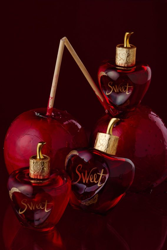 """try~ Lempicka's """"Sweet"""" - cherries, cocoa and musk"""