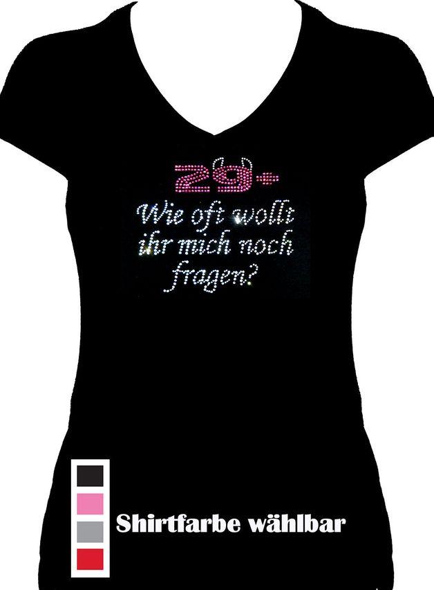 elegantes Shirt zum 30. 40. oder 50. Geburtstag