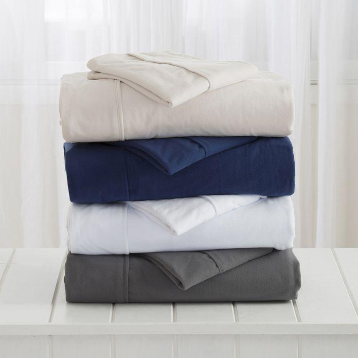 Cosy Flannelette Sheet Set - www.pillowtalk.com.au