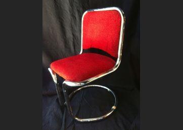 Juego de 4 sillas, años 60