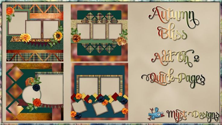 Autumn Bliss - AO2 - QuickPages