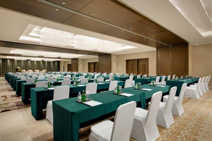 Multi-Function Room  Kempinski Hotel Yixing    Designed by HBA