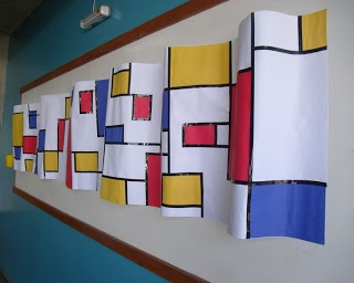 Sala de Arte: Geometria