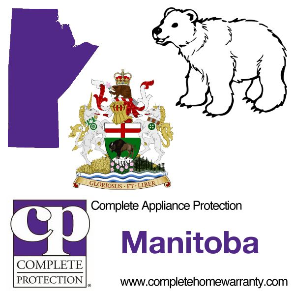 Manitoba Home Warranty - Complete Appliance Protection - Best Home Warranty Reviews - Call 1-800-978-2022 today for Manitoba Home Warranty info