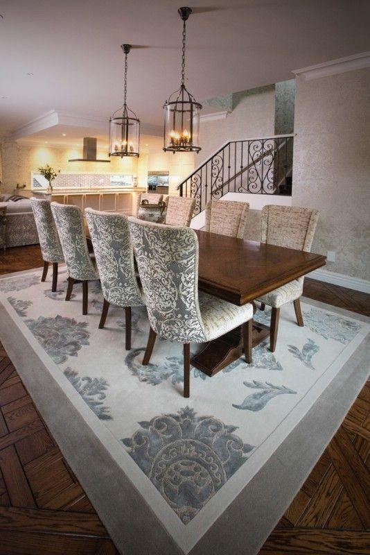Custom Made Traditional Floor Rugs