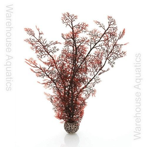 Create natural looking beauty and security for your fish while allowing them to be viewed among the stems...