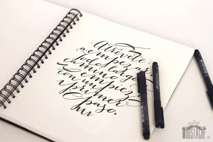 Anímate y cómete el mundo! Da ese primer paso que siempre quisiste dar y llega a tu meta . ¡Quién sabe! Igual te sorprendas con los resultados y lo que empieza siendo un cuento de chiquillos termina cambiándote la vida. LEE EL POST COMPLETO en thegreatmoustache.com