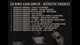 Dominator 2016 - Methods Of Mutilation - CD 2 - YouTube