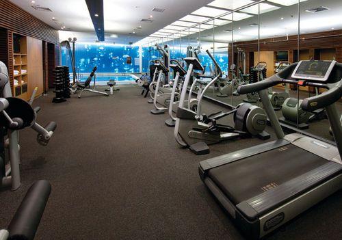 SKYCITY GRAND HOTEL - Fitness Room #Hotels