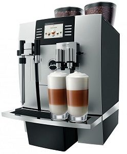 the jura giga bean to cup coffee machine is the perfect speciality coffee solution without the need for a barista commercial - Commercial Coffee Makers