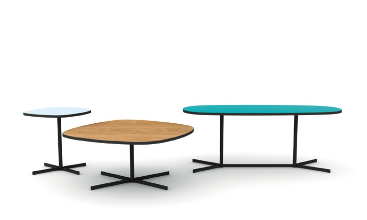 ARFLEX - ISLAND SMALL TABLE DESIGN BERNHARDT VELLA