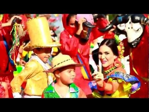 REINA DEL CARNAVAL 2013 - DANIELA CEPEDA TARUD, VIDEO OFICIAL