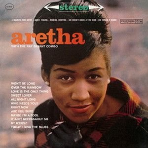 Aretha Franklin - Aretha with the Ray Bryant Combo 180g Vinyl LP June 16 2017 Pre-order