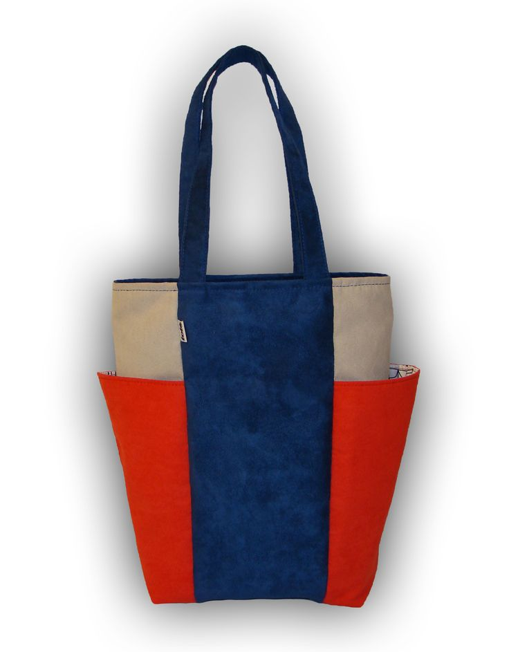 New bag BIG POCKETS 3 colors dark blue red and light gray http://www.totostyle.pl/