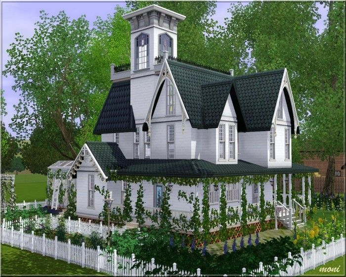 Lavender House by Moni   Sims 3 Downloads CC Caboodle. 229 best The Sims 3 house design images on Pinterest   The sims