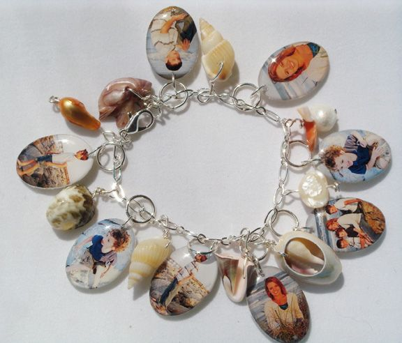 This site has lots of cute ideas for using resin and pictures to make jewelry and other items!