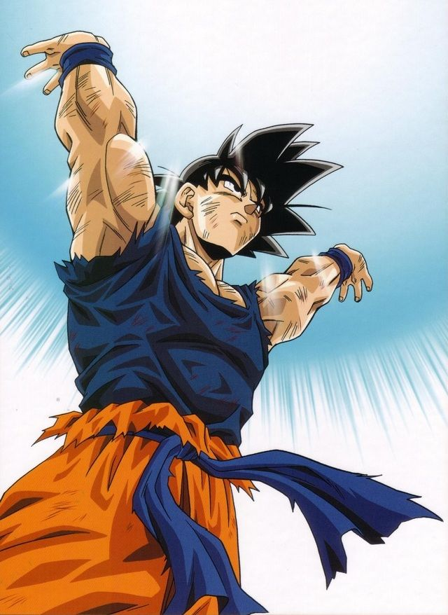 Goku Spirit Bomb - used to be my favorite show :P
