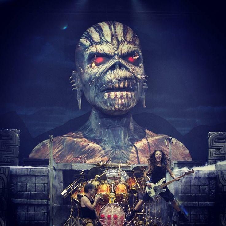 Which live album best represents Iron Maiden | MaidenFans