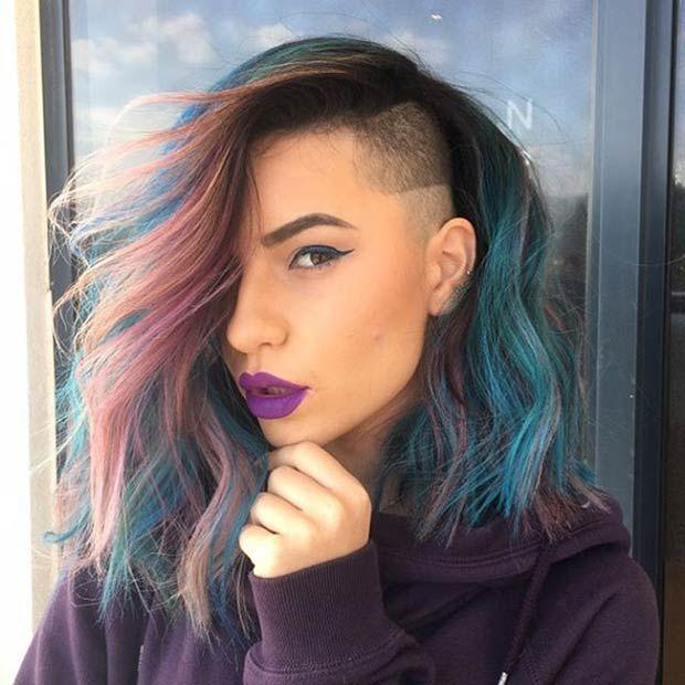 Super 158 Best Ideas About Undercut On Pinterest Short Undercut Short Hairstyles For Black Women Fulllsitofus